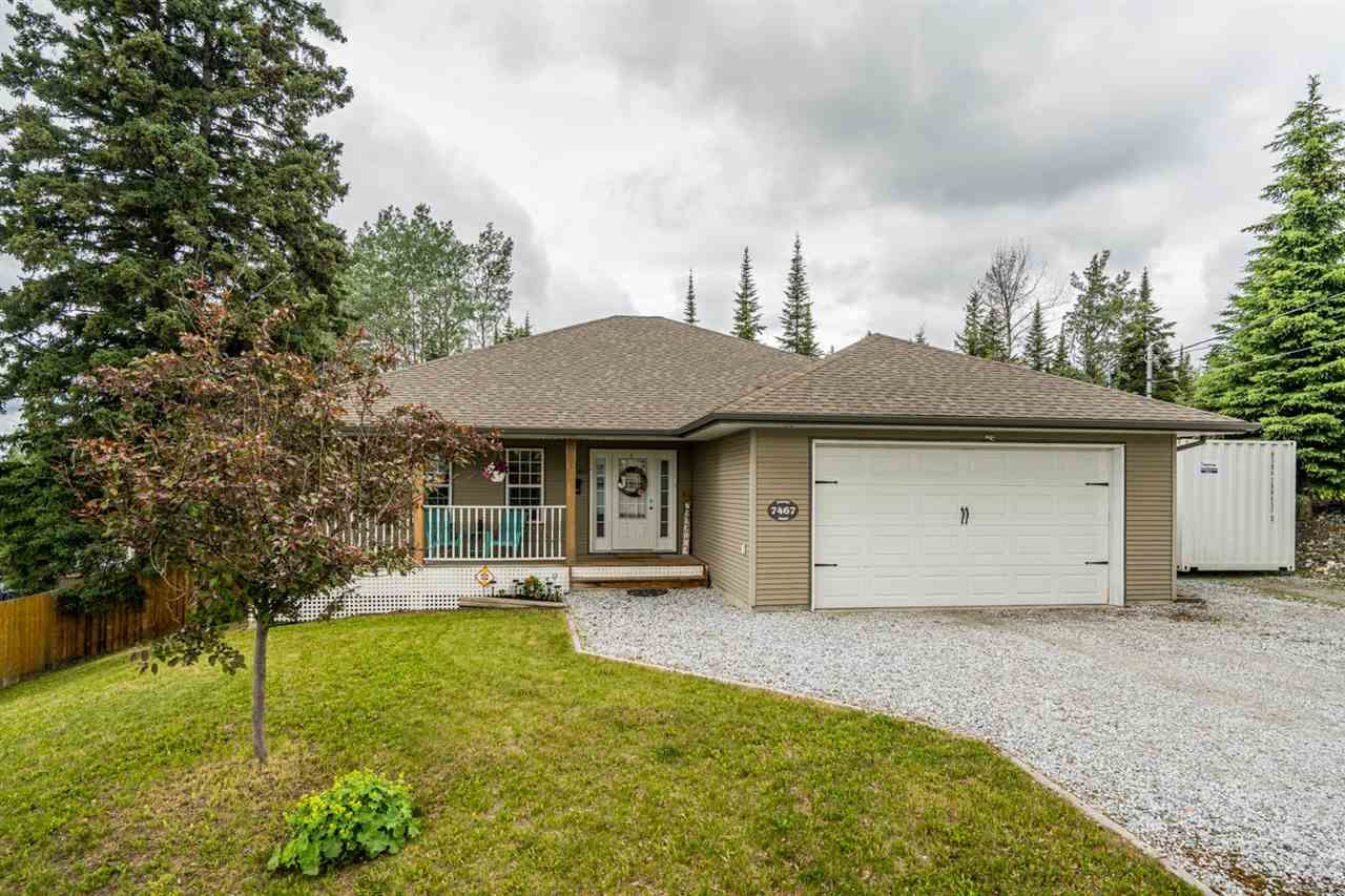 Main Photo: 7467 MOOSE Road in Prince George: Lafreniere House for sale (PG City South (Zone 74))  : MLS®# R2379014