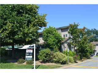 """Photo 1: 20 12120 189A Street in Pitt Meadows: Central Meadows Townhouse for sale in """"MEADOW ESTATES"""" : MLS®# V1017268"""