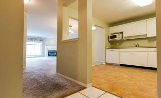 """Photo 3: 307 32075 GEORGE FERGUSON Way in Abbotsford: Central Abbotsford Condo for sale in """"ARBOUR COURT"""" : MLS®# R2564038"""