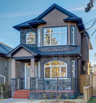 Main Photo: 1110 42 Street SW in Calgary: Rosscarrock Detached for sale : MLS®# A1151302