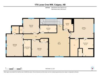 Photo 34: 178 Lucas Crescent NW in Calgary: Livingston Detached for sale : MLS®# A1089275
