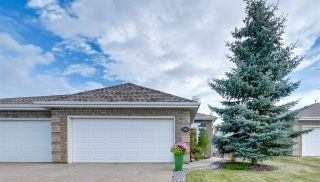 Photo 32: 6617 SANDIN Cove in Edmonton: Zone 14 House Half Duplex for sale : MLS®# E4227068