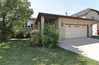 Photo 1: 97 Lindenwood Drive East | Linden Woods Winnipeg