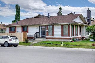 Photo 1: 217 Templemont Drive NE in Calgary: Temple Semi Detached for sale : MLS®# A1120693