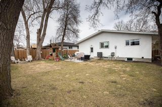 Photo 36: 6 Sandham Crescent in Winnipeg: Residential for sale (1H)  : MLS®# 202109107