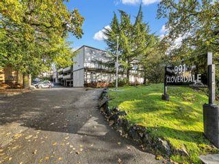 Photo 2: 204 991 Cloverdale Ave in Saanich: SE Quadra Condo for sale (Saanich East)  : MLS®# 887469
