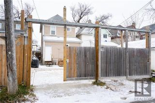 Photo 19: 709 Victor Street in Winnipeg: West End Residential for sale (5A)  : MLS®# 1829763