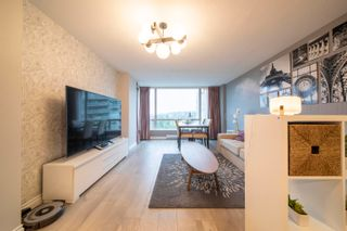 Photo 3: 1208 9633 MANCHESTER Drive in Burnaby: Cariboo Condo for sale (Burnaby North)  : MLS®# R2625500