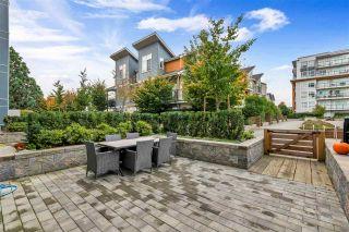 """Photo 22: 109 10177 RIVER Drive in Vancouver: Bridgeport RI Condo for sale in """"PARC RIVIERA"""" (Richmond)  : MLS®# R2514094"""