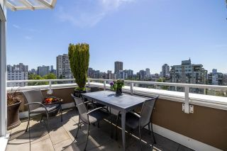 """Photo 6: PH 1935 HARO Street in Vancouver: West End VW Condo for sale in """"SUNDIAL PLACE"""" (Vancouver West)  : MLS®# R2589575"""