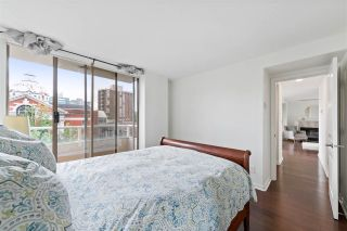 "Photo 12: 502 1405 W 12TH Avenue in Vancouver: Fairview VW Condo for sale in ""The Warrenton"" (Vancouver West)  : MLS®# R2403891"