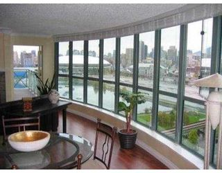 """Photo 2: 1603 1188 QUEBEC ST in Vancouver: Mount Pleasant VE Condo for sale in """"CITY GATE"""" (Vancouver East)  : MLS®# V556108"""