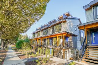 """Main Photo: 4738 DUCHESS Street in Vancouver: Collingwood VE Townhouse for sale in """"Royal at Duchess"""" (Vancouver East)  : MLS®# R2620873"""