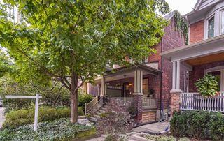 Photo 1: 50 Bertmount Avenue in Toronto: South Riverdale House (3-Storey) for sale (Toronto E01)  : MLS®# E4905178