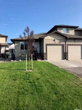 Main Photo: 136 Plains Circle in Pilot Butte: Residential for sale : MLS®# SK837891