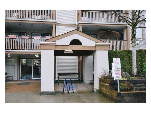 """Main Photo: # 201 19131 FORD RD in Pitt Meadows: Central Meadows Condo for sale in """"WOODFORD MANOR"""" : MLS®# V875413"""