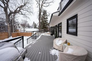 Photo 39: 178 Yale Avenue in Winnipeg: Crescentwood Residential for sale (1C)  : MLS®# 202100709