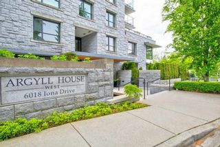 Photo 1: 402 6018 IONA DRIVE in Vancouver: University VW Condo for sale (Vancouver West)  : MLS®# R2587437