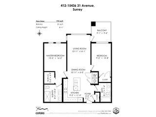 Photo 33: 412 15436 31 Avenue in Surrey: Grandview Surrey Condo for sale (South Surrey White Rock)  : MLS®# R2548988