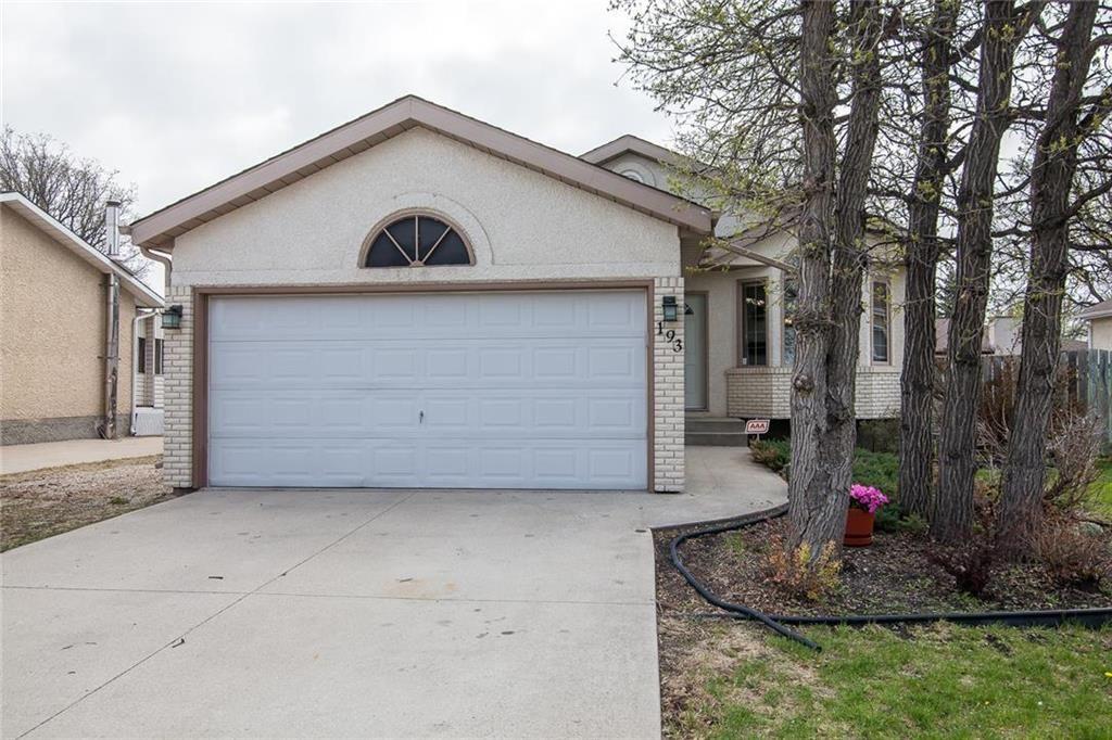 Main Photo: 193 Stradford Street in Winnipeg: Crestview Residential for sale (5H)  : MLS®# 202011070