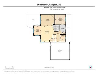 Photo 31: 24 Barber Street NW: Langdon Detached for sale : MLS®# A1095744