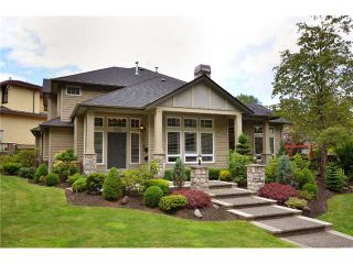 Photo 1: 4825 BARKER Crescent in Burnaby: Garden Village House for sale (Burnaby South)  : MLS®# V902284