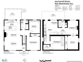 Photo 19: 404 GARRETT Street in New Westminster: Sapperton House for sale : MLS®# R2268356