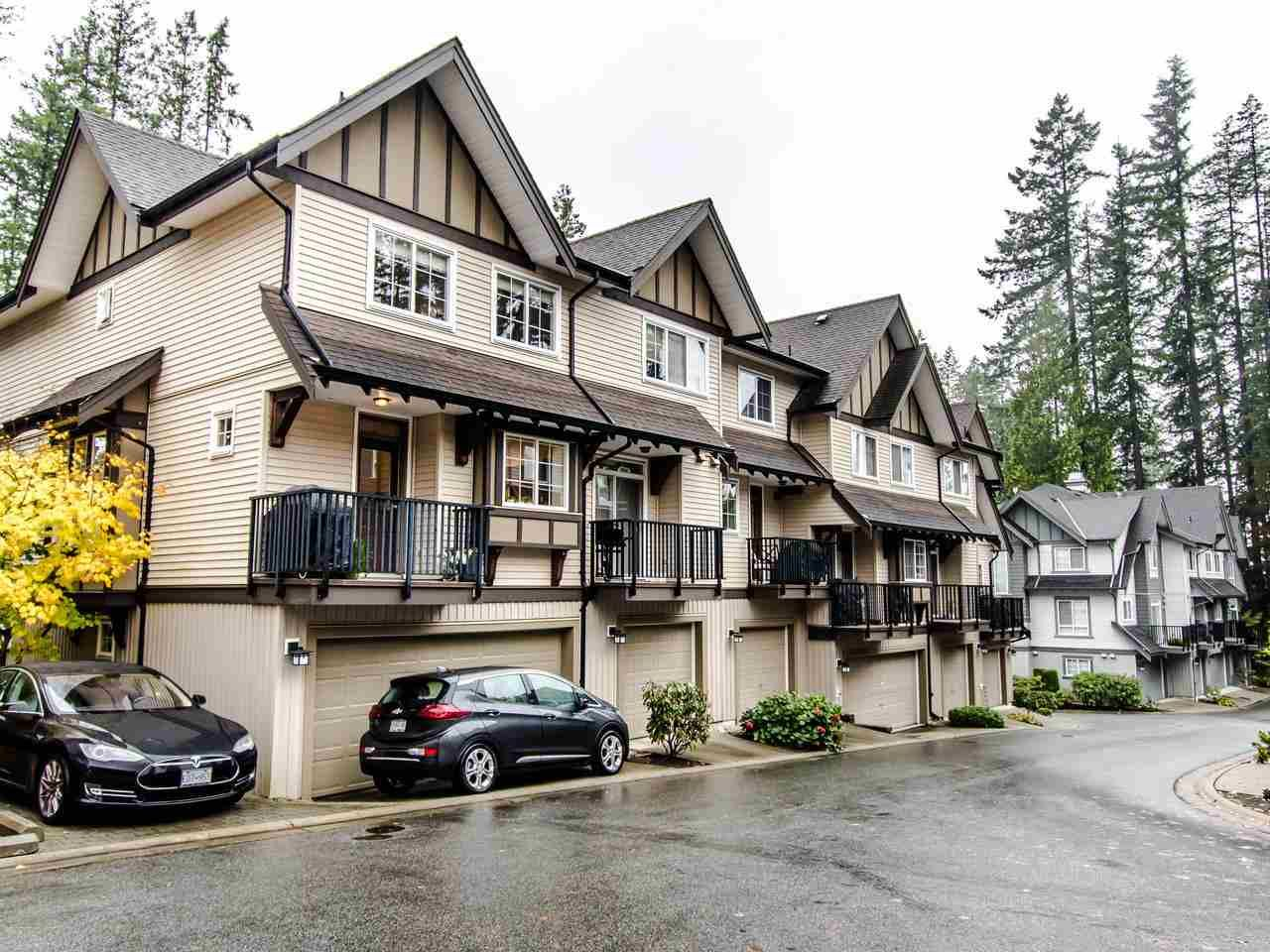 """Photo 1: Photos: 7 2200 PANORAMA Drive in Port Moody: Heritage Woods PM Townhouse for sale in """"THE QUEST"""" : MLS®# R2414883"""