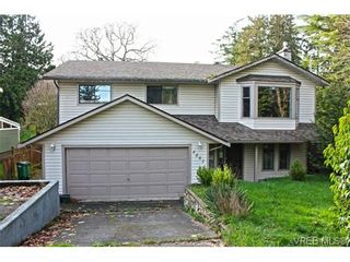 Photo 1: 4882 Cordova Bay Rd in VICTORIA: SE Cordova Bay House for sale (Saanich East)  : MLS®# 692566