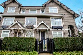 """Photo 3: 712 ORWELL Street in North Vancouver: Lynnmour Townhouse for sale in """"Wedgewood"""" : MLS®# R2037751"""