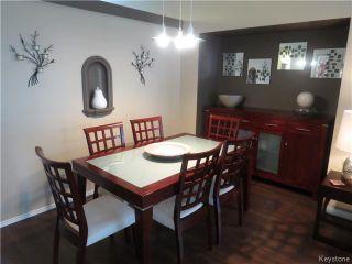 Photo 3: 19 Dufort Place in WINNIPEG: Fort Garry / Whyte Ridge / St Norbert Residential for sale (South Winnipeg)  : MLS®# 1512859