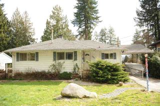 Photo 1: 1831 HUMBER CRESCENT in Port Coquitlam: Mary Hill House for sale : MLS®# R2554213