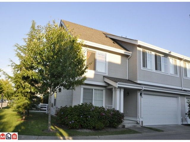 Main Photo: 55 16995 64th Avenue in : cloverdale Townhouse for sale (Cloverdale)  : MLS®# F1122462