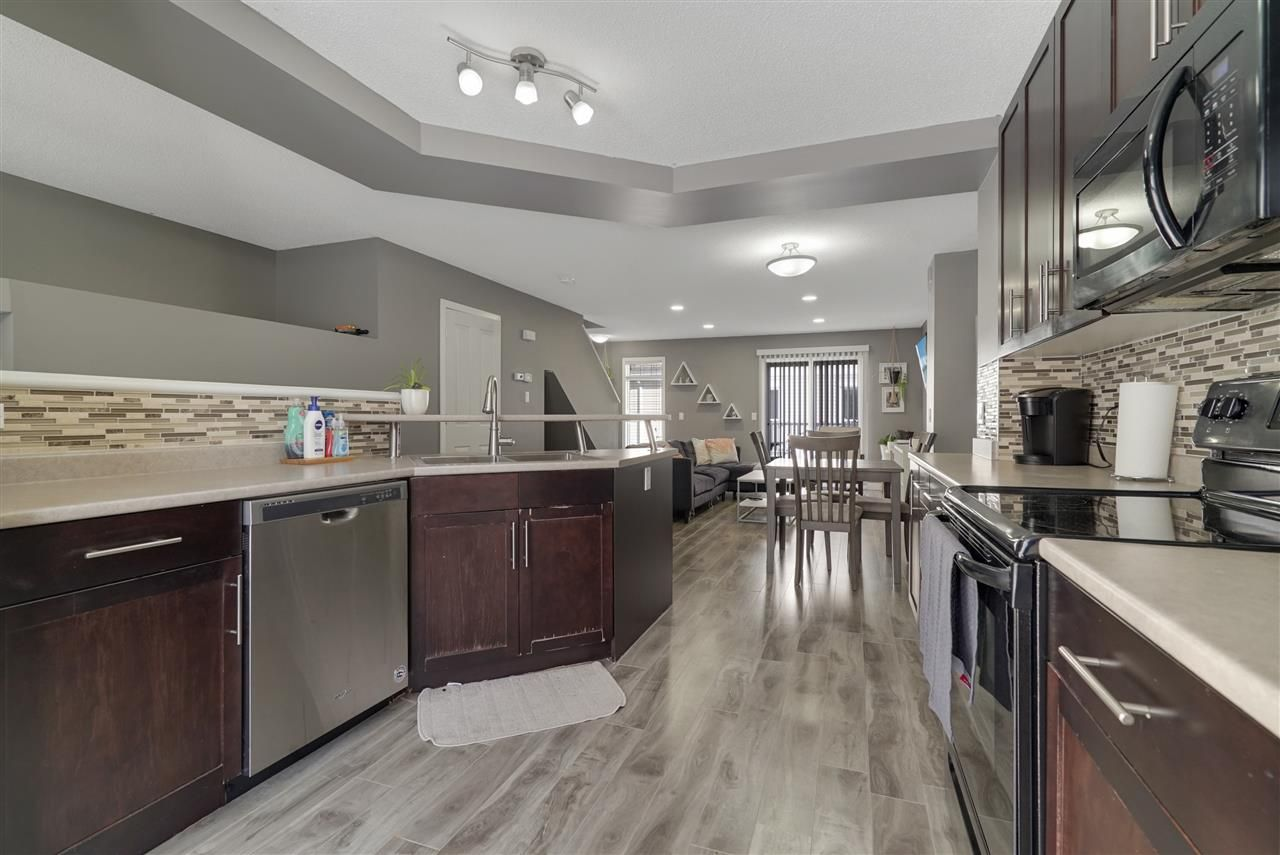 Main Photo: 140 1804 70 Street in Edmonton: Zone 53 Townhouse for sale : MLS®# E4237341