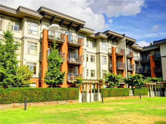"""Main Photo: # 412 2280 WESBROOK MA in Vancouver: University VW Condo for sale in """"Keats Hall"""" (Vancouver West)  : MLS®# V1022648"""