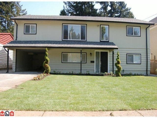 Main Photo: 9280 148A ST in Surrey: Fleetwood Tynehead House for sale : MLS®# F1326880