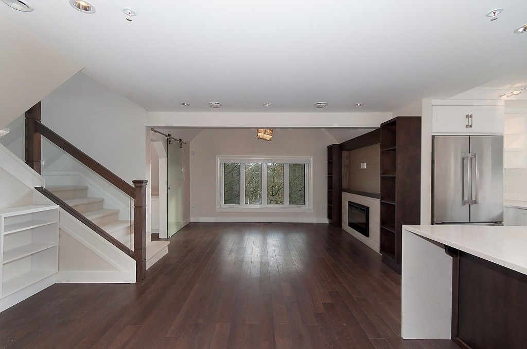 """Photo 3: Photos: 2455 W 7TH Avenue in Vancouver: Kitsilano 1/2 Duplex for sale in """"The Ghalley"""" (Vancouver West)  : MLS®# R2036781"""