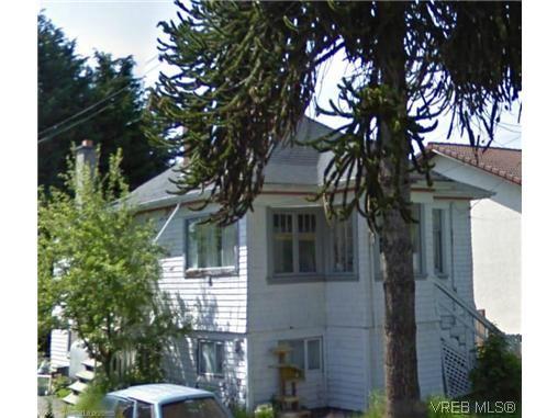 Main Photo: 2636 Scott St in VICTORIA: Vi Oaklands House for sale (Victoria)  : MLS®# 590193
