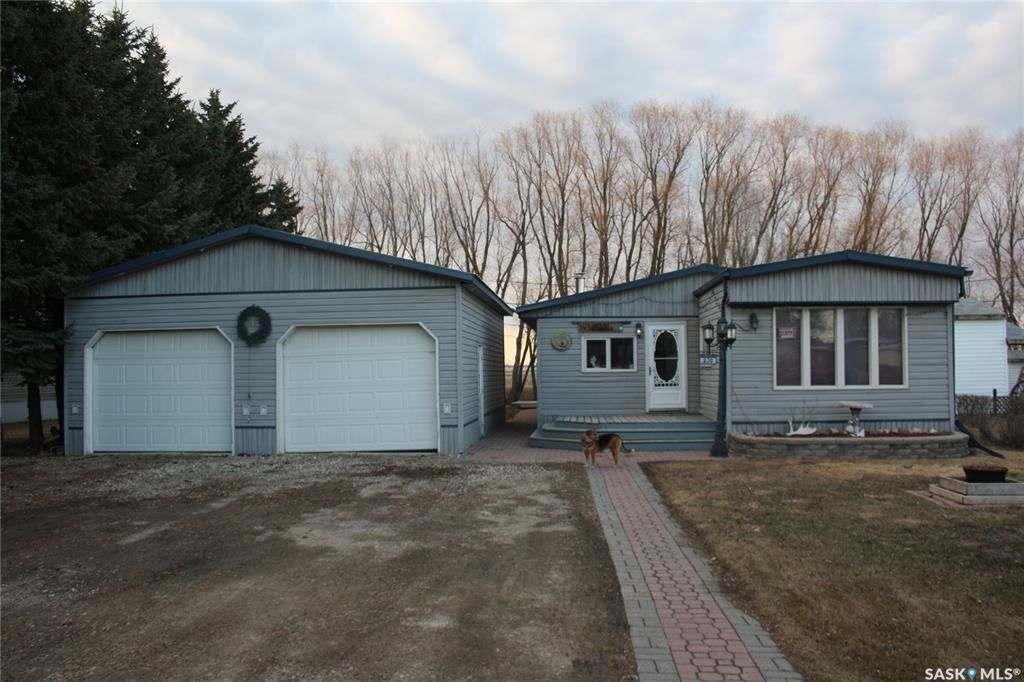 Main Photo: 230 Cottonwood Crescent in Churchbridge: Residential for sale : MLS®# SK849258