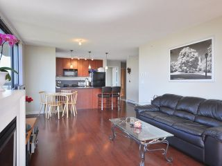 """Photo 3: 602 7178 COLLIER Street in Burnaby: Highgate Condo for sale in """"ARCADIA AT HIGHGATE VILLAGE"""" (Burnaby South)  : MLS®# V847472"""