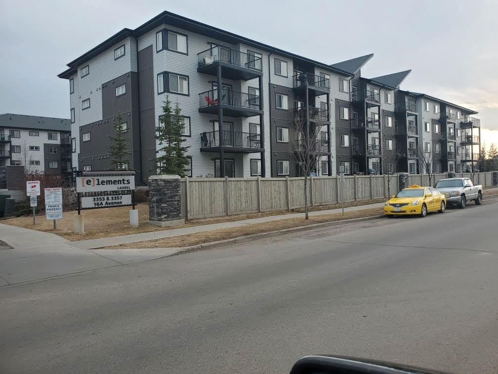 Main Photo: 118 3357 16a Avenue in Edmonton: Zone 30 Condo for sale : MLS®# E4237220