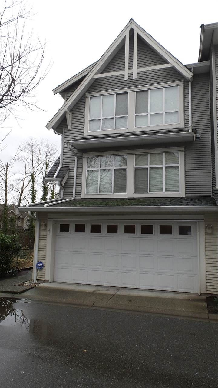Main Photo: 41 6450 199 STREET in Langley: Willoughby Heights Townhouse for sale : MLS®# R2534038