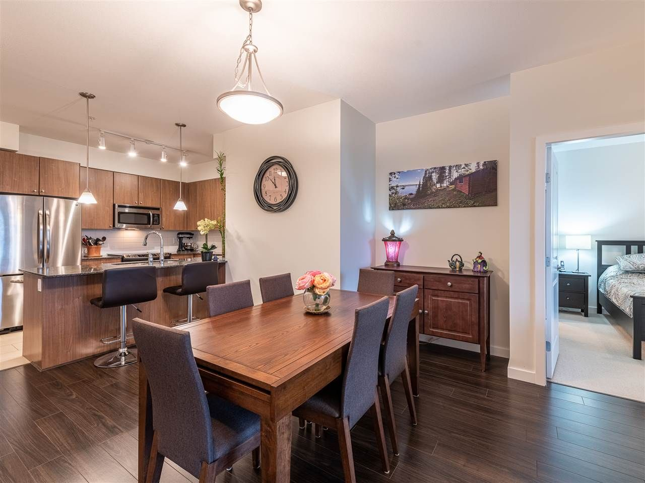 """Main Photo: 203 255 ROSS Drive in New Westminster: Fraserview NW Condo for sale in """"GROVE AT VICTORIA HILL"""" : MLS®# R2527121"""