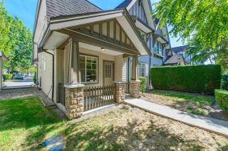 """Photo 2: 47 7233 HEATHER Street in Richmond: McLennan North Townhouse for sale in """"WELLINGTON COURT"""" : MLS®# R2572602"""