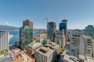 """Photo 20: 2302 838 W HASTINGS Street in Vancouver: Downtown VW Condo for sale in """"Jameson House by Bosa"""" (Vancouver West)  : MLS®# R2614981"""