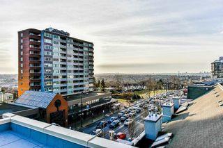 "Photo 18: 407 3971 HASTINGS Street in Burnaby: Vancouver Heights Condo for sale in ""VERDI"" (Burnaby North)  : MLS®# R2334952"