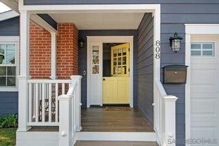 Photo 3: LA JOLLA House for sale : 4 bedrooms : 808 Forward Street
