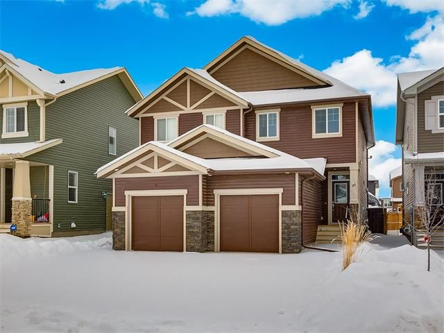 Main Photo: 96 LEGACY Mews SE in Calgary: Legacy House for sale : MLS®# C4093420
