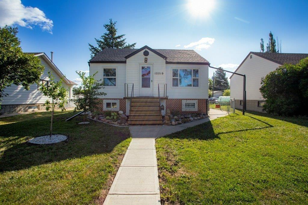 Main Photo: 12219 123 Street in Edmonton: Zone 04 House for sale : MLS®# E4258831