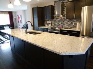 Photo 10: 3080 KESWICK Way in Edmonton: Zone 56 House Half Duplex for sale : MLS®# E4246945